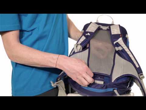 F.L.A.S.H. Bike Backpack Video