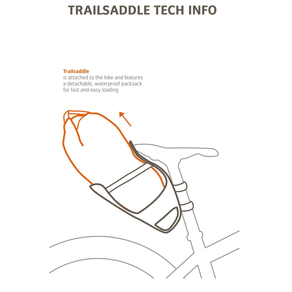 TRAILSADDLE 12