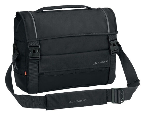 CYCLIST BRIEFCASE BLACK