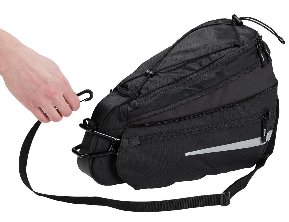 OFF ROAD BAG M BLACK