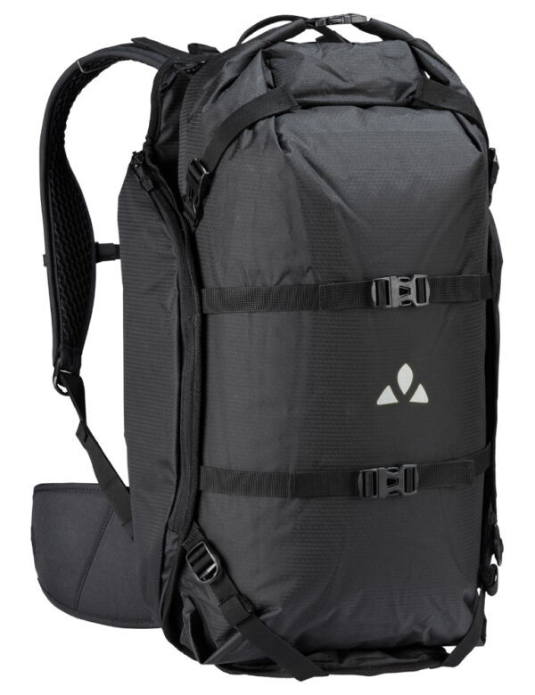 TRAILPACK BLACK UNI